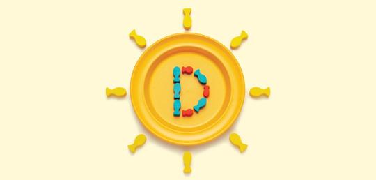 비타민 D, 갱년기 여성 근육 재건에 도움 돼