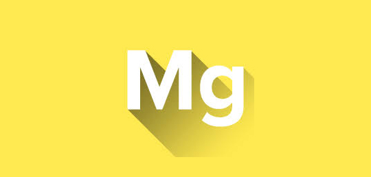 마그네슘이 골절을 예방한다?