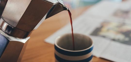 매일의 커피가 간암 위험을 낮춘다