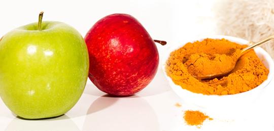 사과껍질, 카레 등으로 전립선암 치료할까