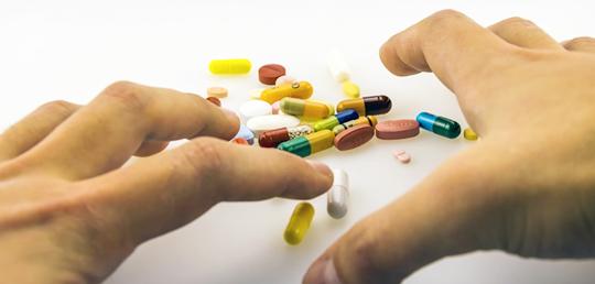 약 없이 만성 통증을 치료할 수 있을까?