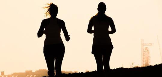'하루 1분 달리기', 골다공증 예방할까