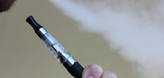 전자담배, 독특한 폐 손상 일으켜