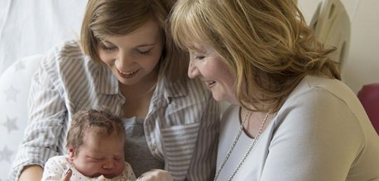 시어머니가 며느리의 임신에 영향을 미친다?