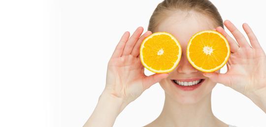 눈에 좋은 영양성분 (Nutrition and Eye Health)